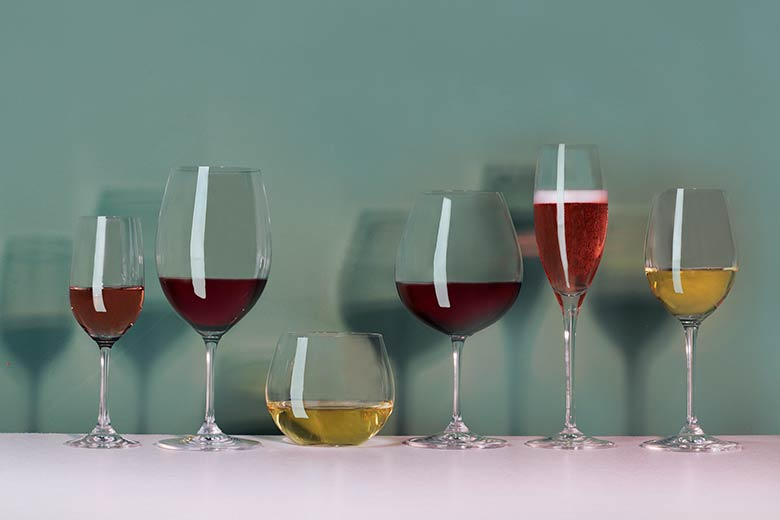 Guide to Wine Glasses