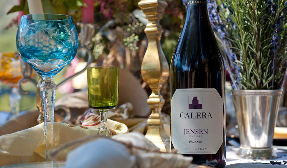 Summer Solstice Dinner Event at Calera