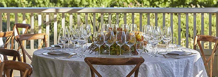 Duckhorn Vineyards - Plan Your Event