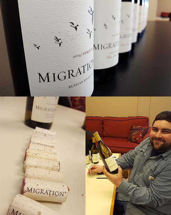 migration 2014 wine release - preview