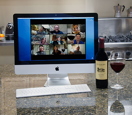 Plan a virtual tasting with Duckhorn