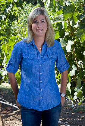 Duckhorn Vineyards Winemaker, Renee Ary