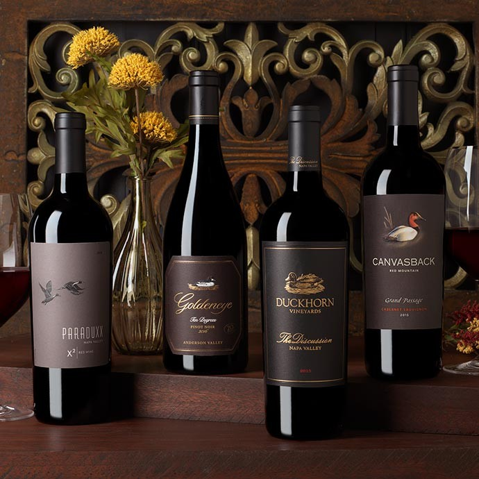 Duckhorn Portfolio pinnacle wines