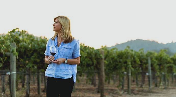 Duckhorn Vineyards winemaker Renee Ary